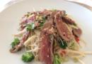 Asia Roastbeef Salat
