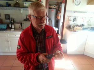 Franz köpft Ei