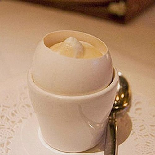 Amuse bouche Eggcellent